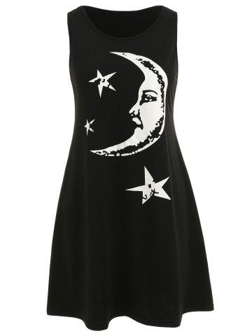 Buy Mama Moon Star Mini Tank Dress