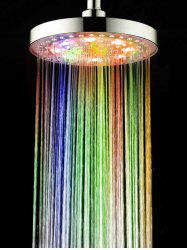 Bathroom Colors LED Light Shower Head -