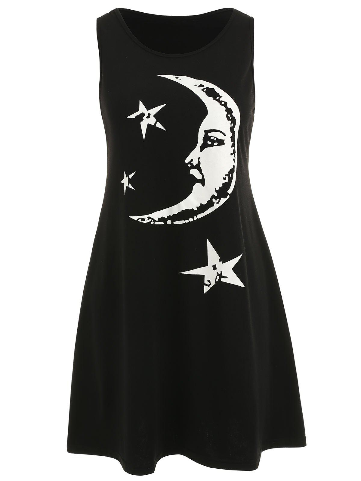 Latest Mama Moon Star Mini Tank Dress