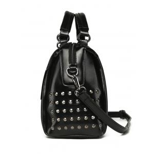 Multiple Function Studded Handbag -