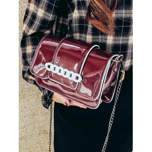 Flapped Chic Travel Crossbody Bag -