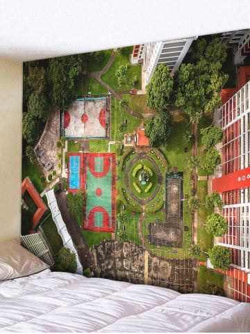 Affordable Playground Park Print Wall Tapestry