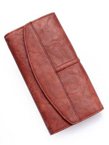 New Large Capacity Minimalist Clutch Wallet