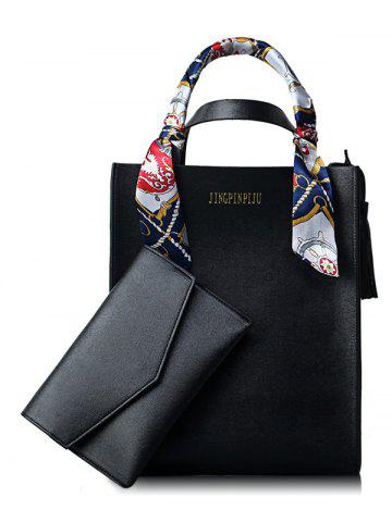 Шарф Casual Shopping 2 Pieces Tote Bag Set