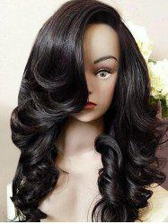 Long Side Parting Loose Wave Synthetic Wig -