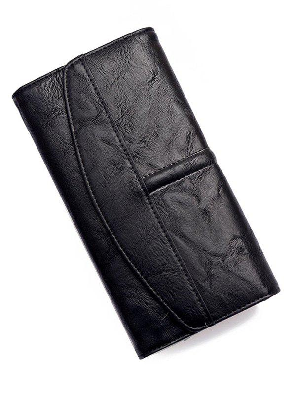 Unique Large Capacity Minimalist Clutch Wallet