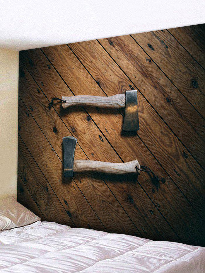 Buy Firewood Axes Print Tapestry