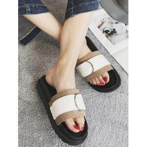 Outdoor Casual Slides for Holiday -