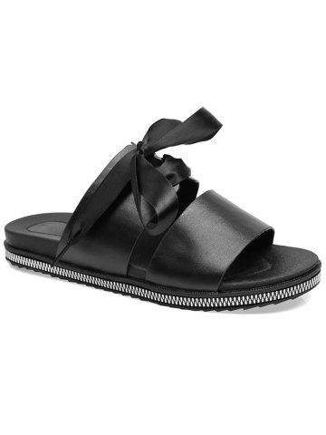 Affordable Bowknot Leisure Holiday Beach Slides