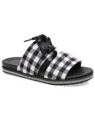 Bowknot Leisure Holiday Beach Slides -