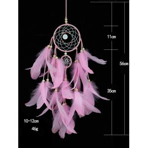 Decorative Wall Hanging Feathers Dream Catcher -