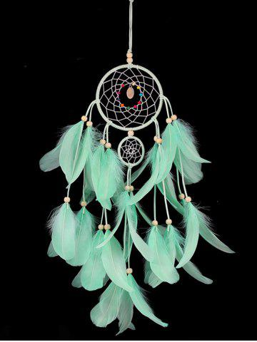 Fancy Decorative Wall Hanging Feathers Dream Catcher