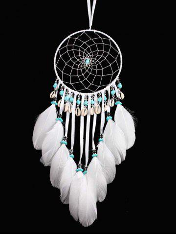 Shop Hanging Shells Beads Decorations Feathers Dream Catcher