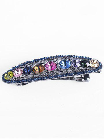 Best Sparkly Faux Crystal Rhinestone Alloy Hairpin