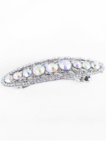 Affordable Sparkly Faux Crystal Rhinestone Alloy Hairpin