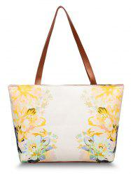 All Over Floral Casual Shoulder Bag -