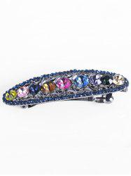 Sparkly Faux Crystal Rhinestone Alloy Hairpin -