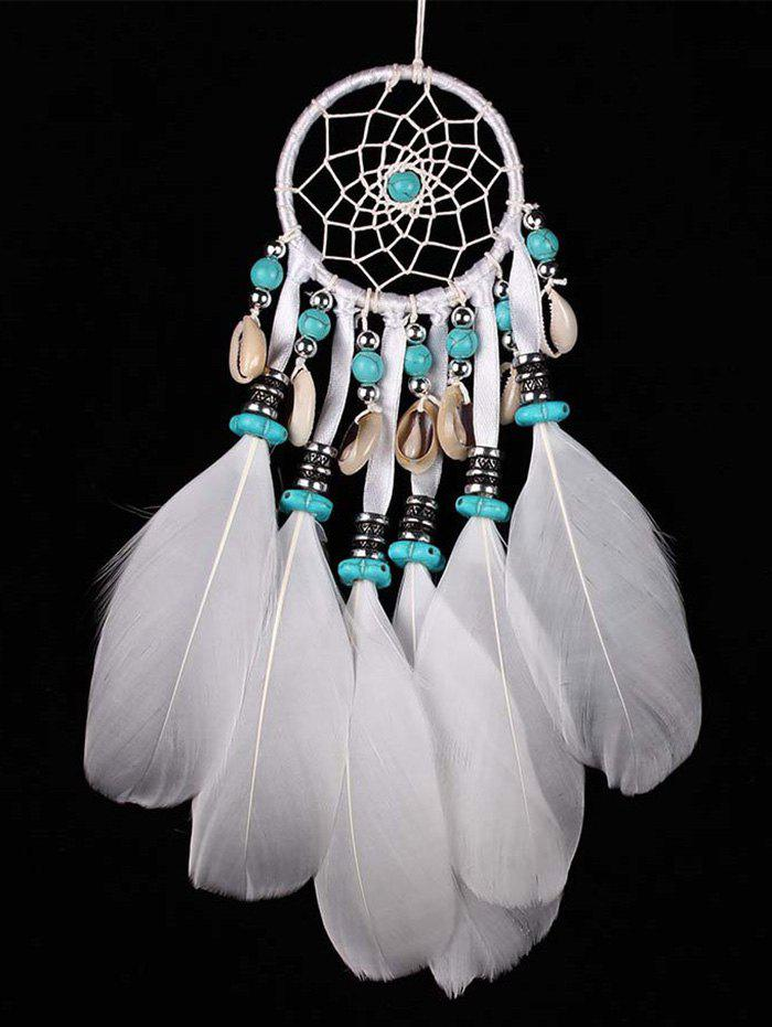 Best Beads Shell Decorations Hanging Feathers Dream Catcher