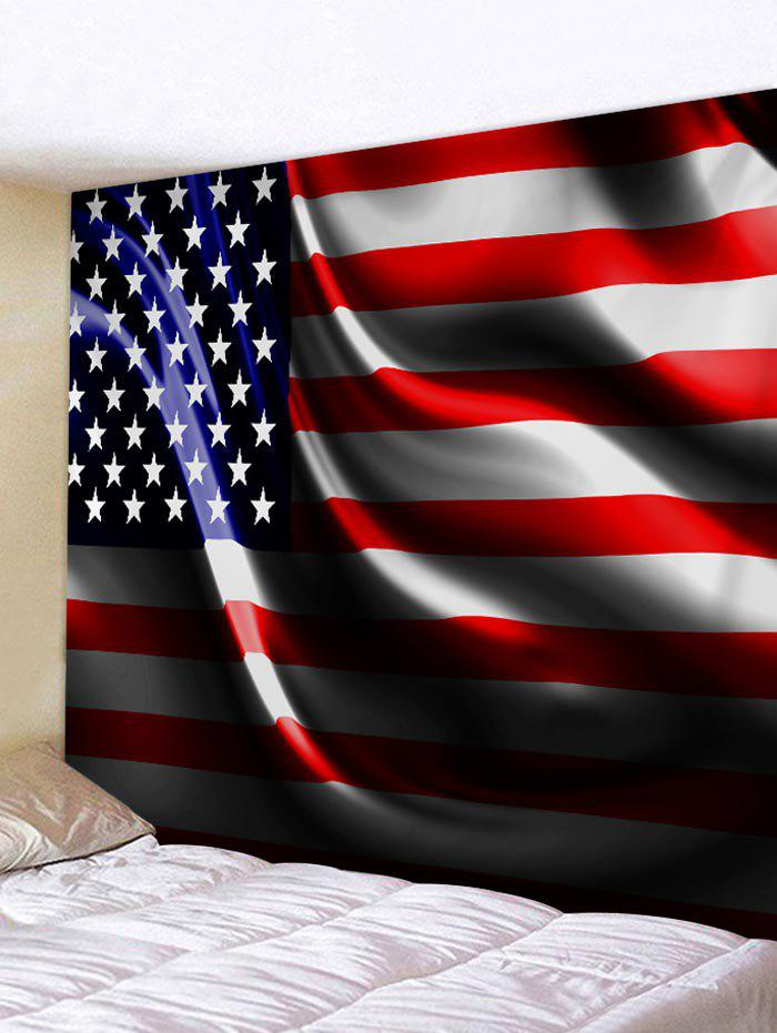 Buy Stars and Stripes Print Wall Hanging Tapestry