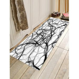 Abstract Art Pattern Water Absorption Area Rug -