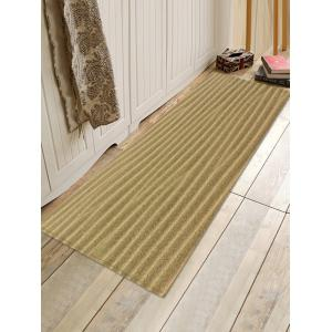Desert Sand Lines Print Water Absorption Area Rug -
