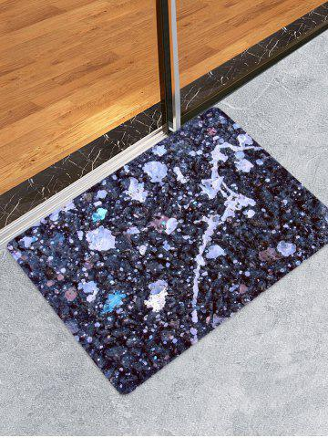 New Mud Pattern Anti-skid Water Absorption Area Rug