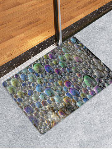 New Sea Forths Pattern Water Absorption Area Rug