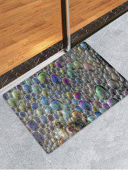 Sea Forths Pattern Water Absorption Area Rug -