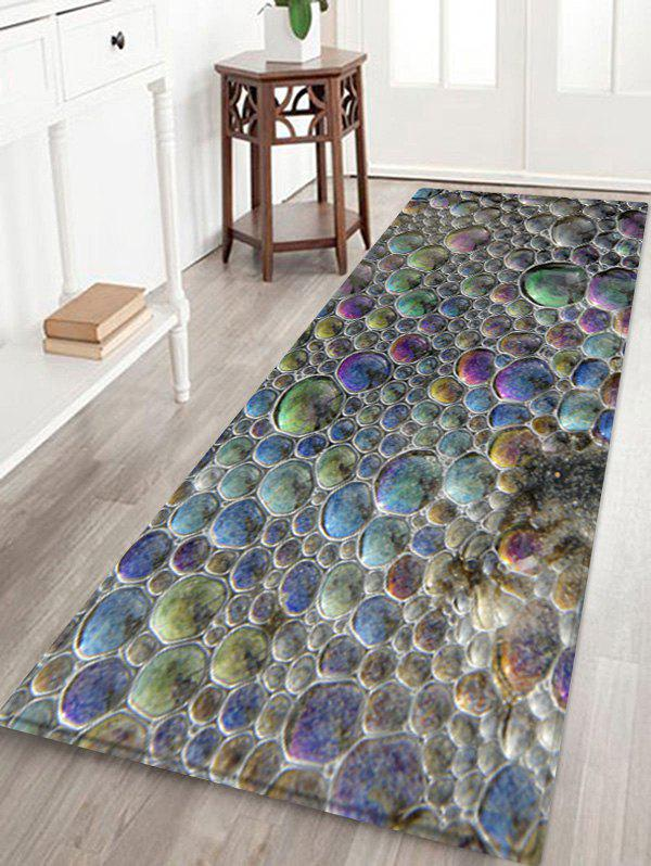 Outfits Sea Forths Pattern Water Absorption Area Rug