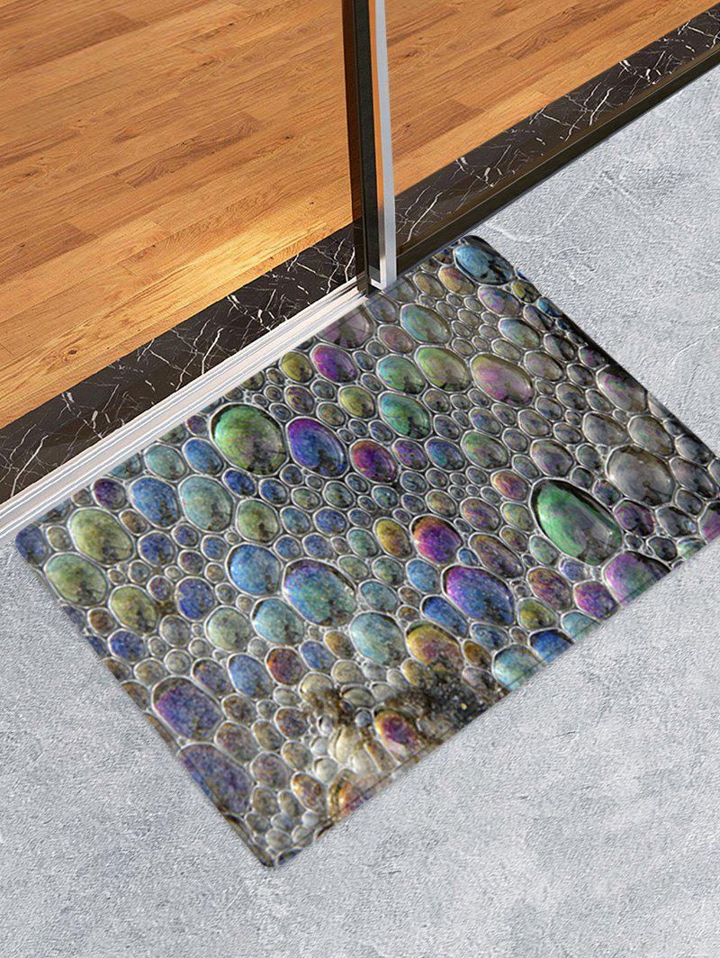 Latest Sea Forths Pattern Water Absorption Area Rug