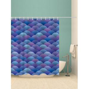 Balloons Patterned Bath Decor Shower Curtain -