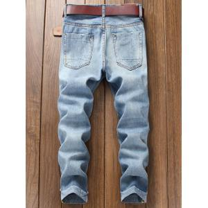 Ripped Tapered Neuf Minutes de Jeans -