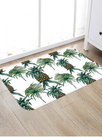 Outfit Fruit Pineapples Pattern Floor Area Rug