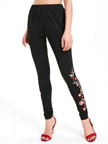 Best Floral Embroidery Pants
