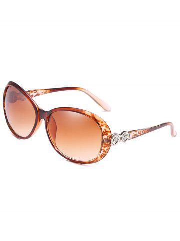 Buy Metal Carving Frame Sun Shades Sunglasses