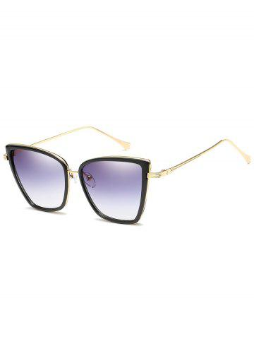 Best Anti Fatigue Metal Frame Catty Sunglasses