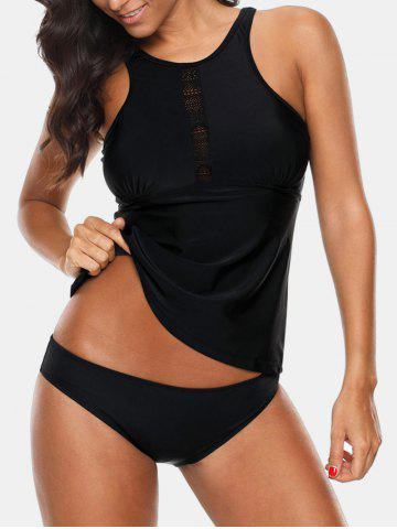 Store Backless Empire Waist Tankini