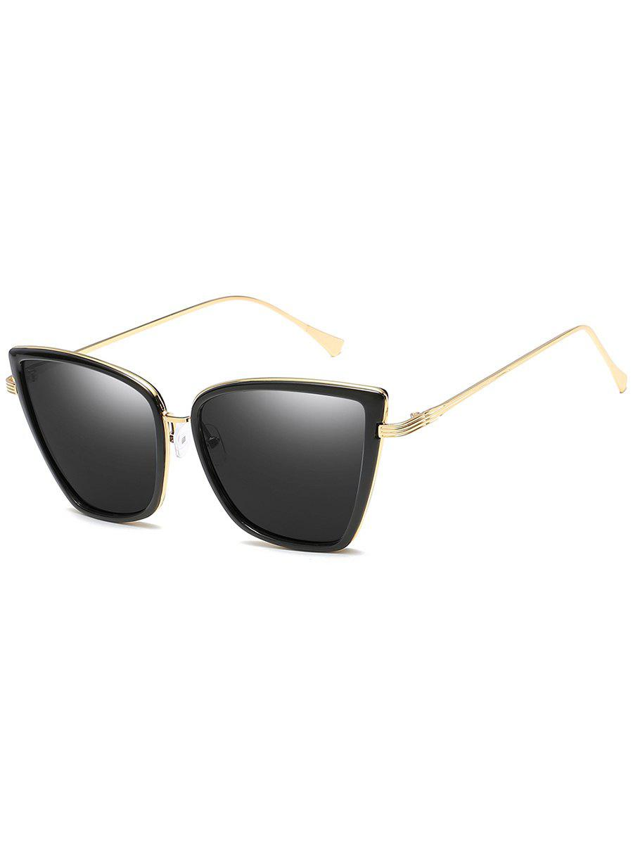 Outfits Anti Fatigue Metal Frame Catty Sunglasses