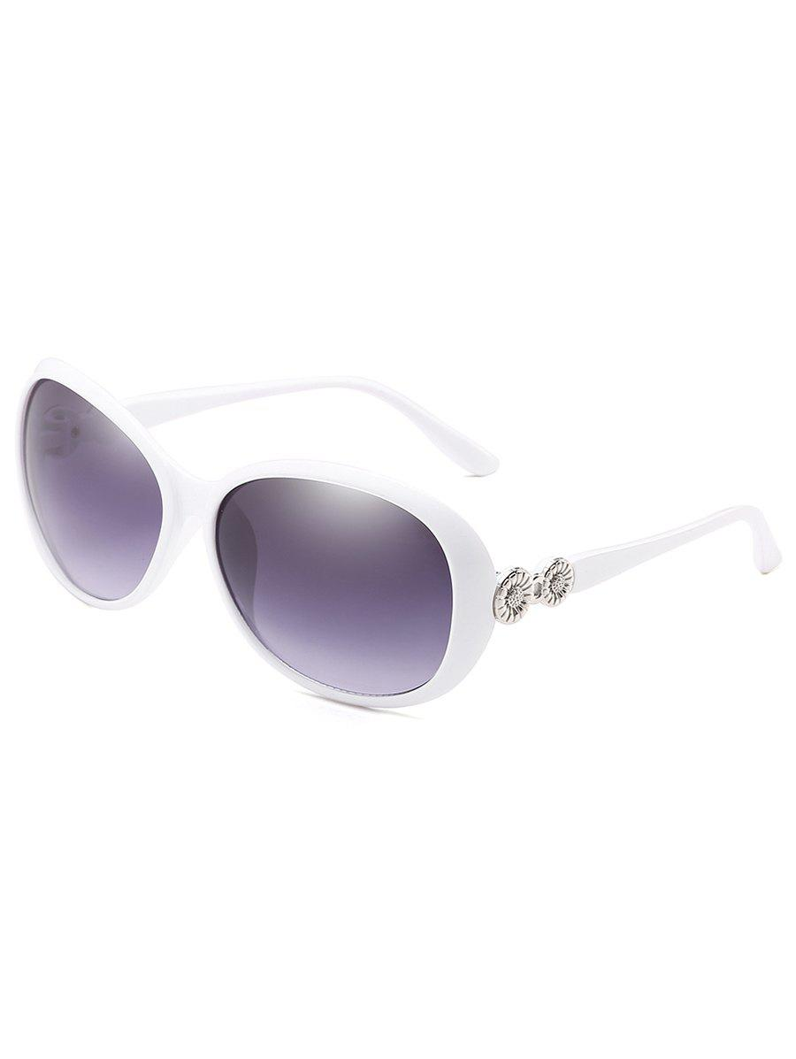 Online Metal Carving Frame Sun Shades Sunglasses