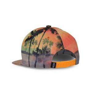 Chapeau de baseball Sunset Beach View -
