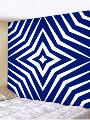 Affordable Geometric Print Tapestry Wall Hanging Art Decoration