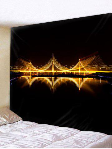 Sale Wall Hanging Art Bridge Lighting Print Tapestry