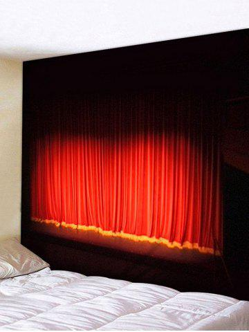 Latest Stage Curtain Print Tapestry Wall Hanging Art Decoration