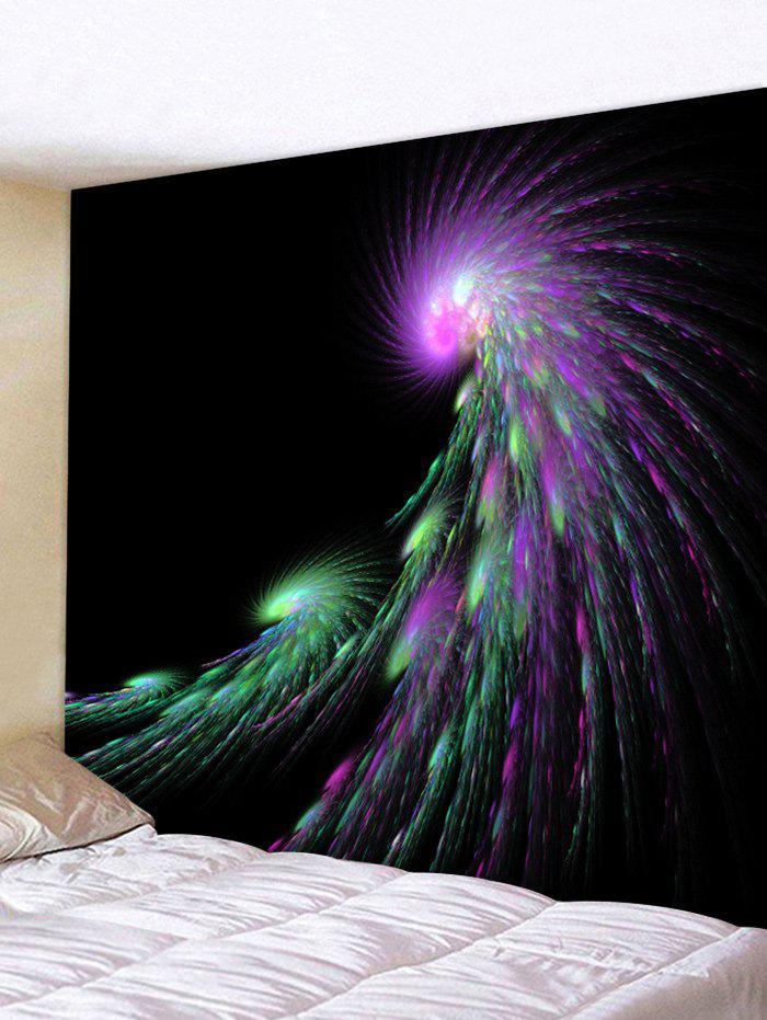 Cheap Firework Print Tapestry Wall Hanging Art Decoration