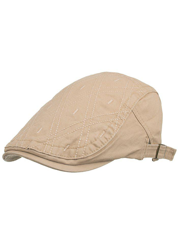 Store Rhombus Embroidery Driver Hat