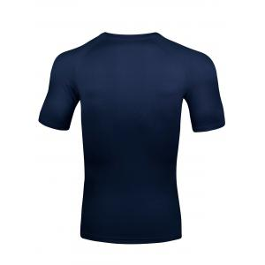 Short Sleeve Quick Dry Stretchy Fitness T-shirt -