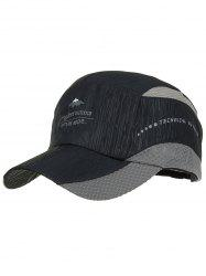 Letter Printed Quick Dry Sport Hat -