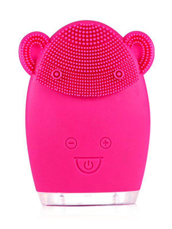 Ultrasonic Silicone Deep Cleansing Facial Cleansing Device