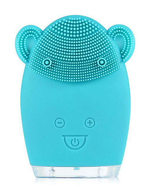 Affordable Ultrasonic Silicone Deep Cleansing Facial Cleansing Device