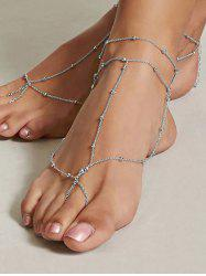 Beach Foot Jewelry Barefoot Anklet Chain -